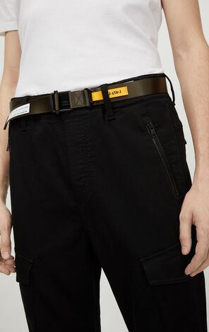JackJones Men's Spring Contrasting Sports Waist Belt O| 22015O507