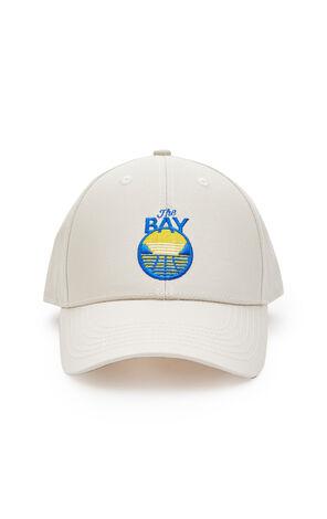 【NBA聯名款】金州勇士隊刺繡棒球帽