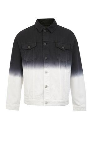 JackJones Men's Spring Gradient Denim Jacket| 220157526