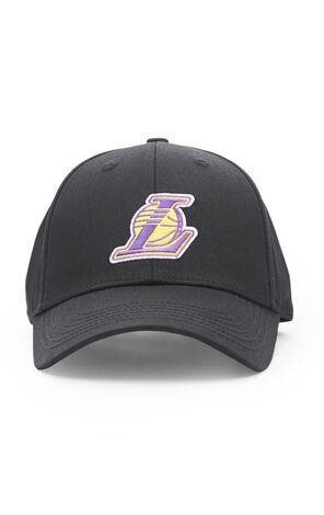 【NBA聯名款】洛杉磯湖人隊刺繡棒球帽