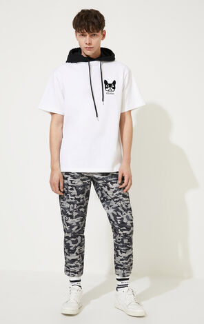 CLOTTEE×JACKJONES Summer Chinese Style Print Short-sleeved T-shirt| 220301513