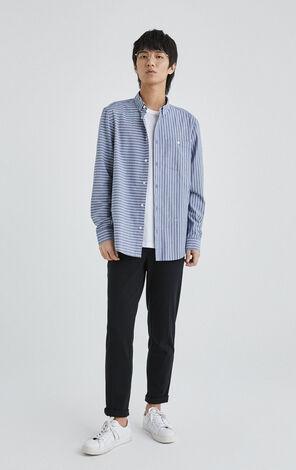 純棉長袖恤衫