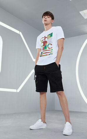 3M反光 T-Shirt