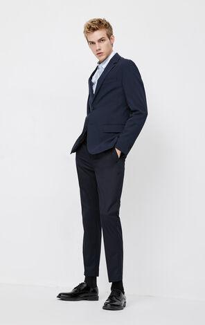 JackJones Men's Slim Fit Light-weight Suit Jacket| 220108501