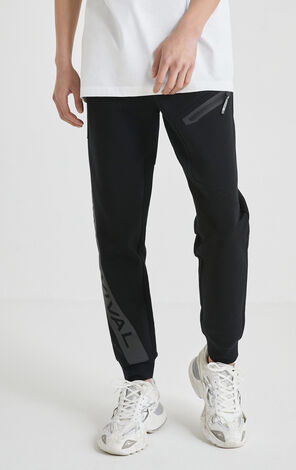 工裝束腳運動褲