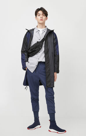 JackJones Men's Spring Contrasting Multi-pocket Mid-length Jacket| 220121566