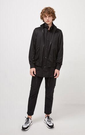 JackJones Men's Winter Reversible Cardigan Coat| 220133511