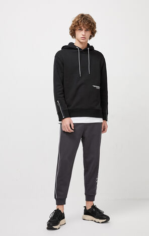 JackJones Men's Winter Animal Embroidery Print Pullover Sweatshirt| 220133522